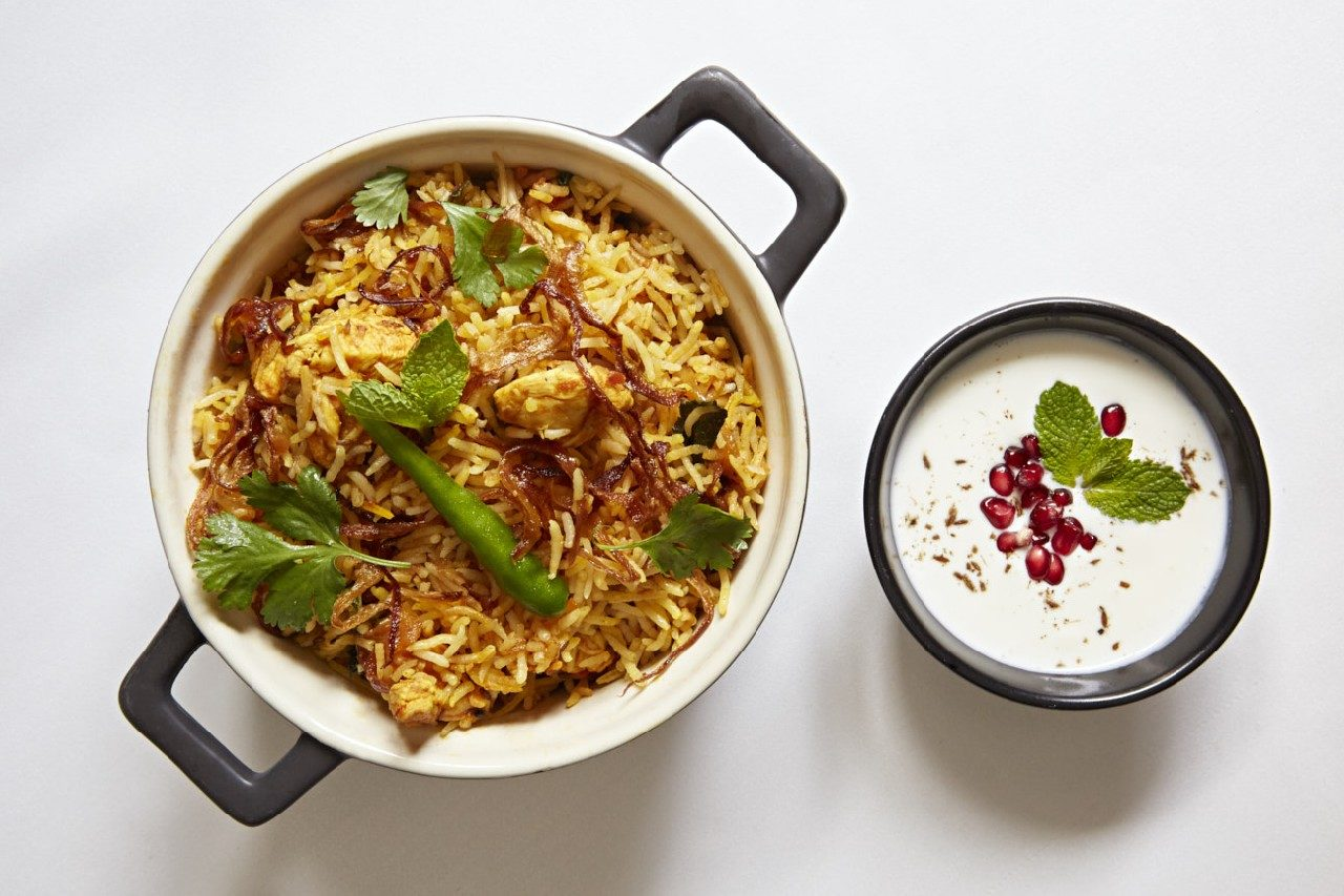 Jeera Pulao rice c. Steven Joyce