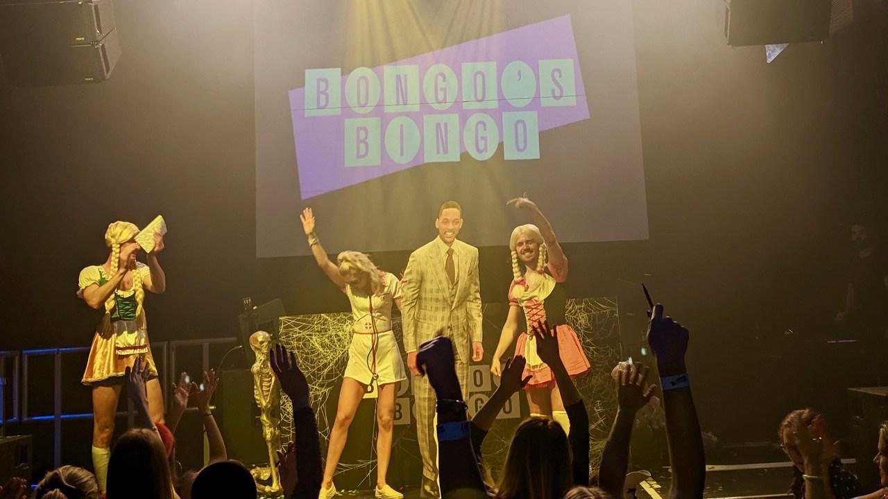 Bongo's Bingo Halloween Special