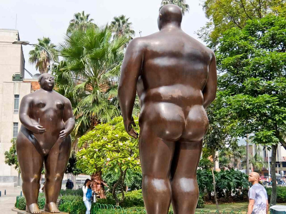 Botero Couple
