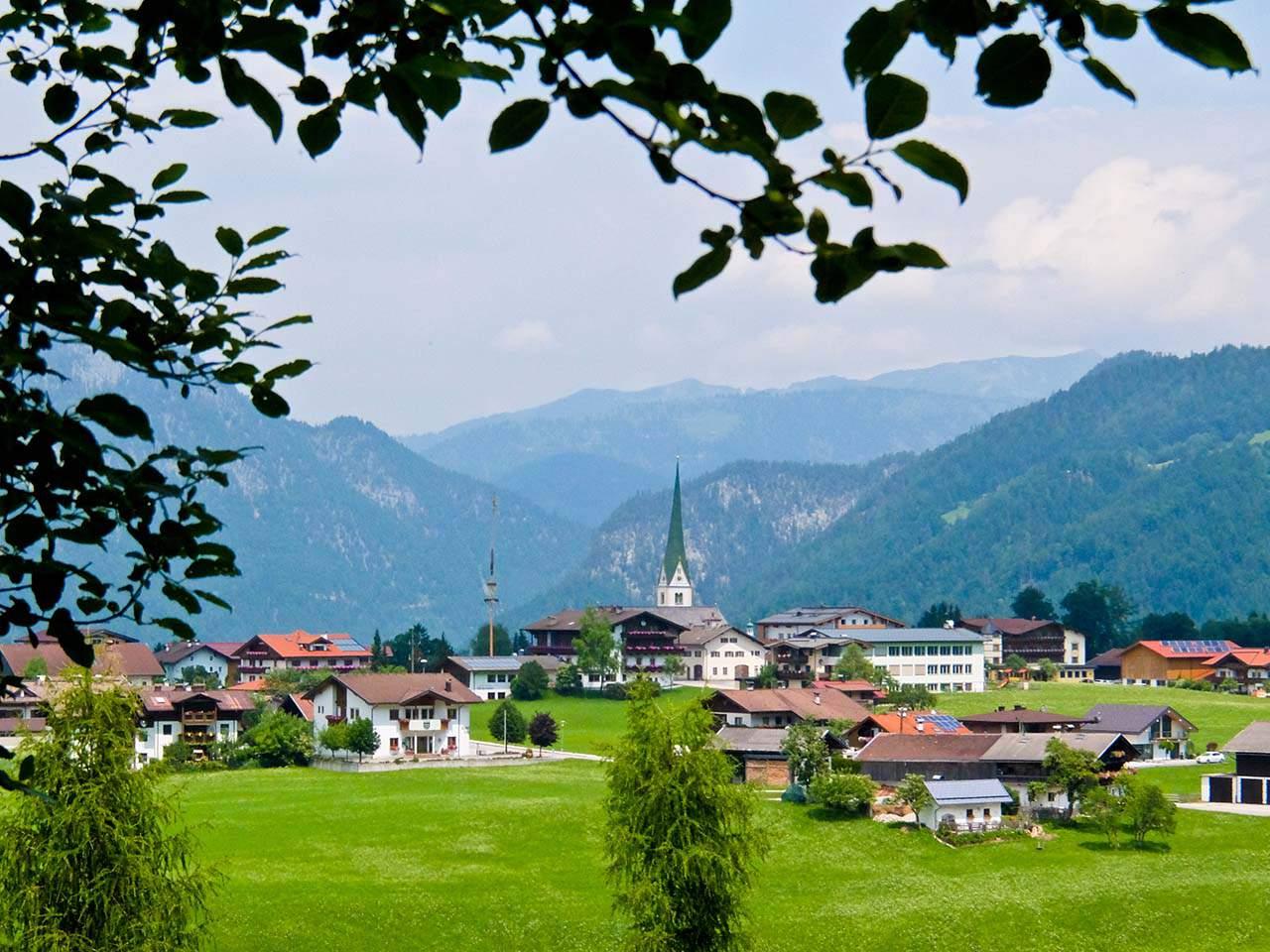 Brandenberg Alps, Tyrol - Brandenberg
