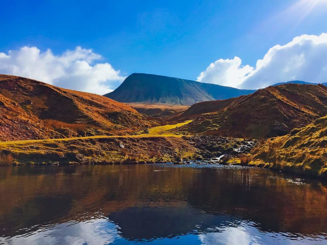 Where To Go Hiking In The Brecon Beacons National Park Wales