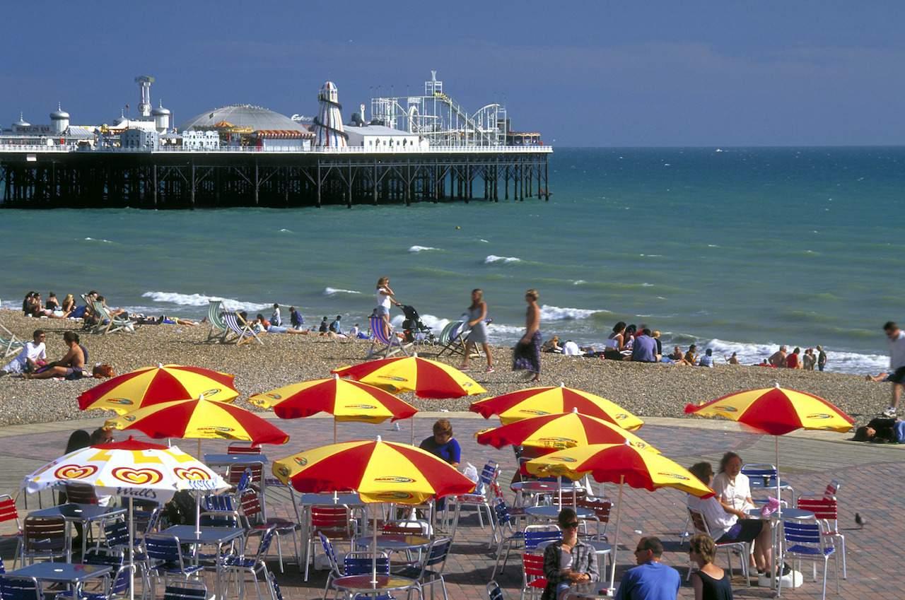 Brighton Beach, Sussex