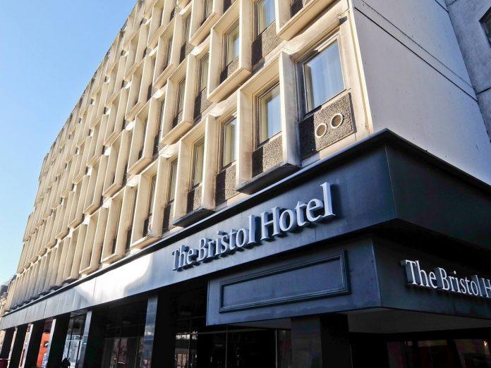 Bristol Hotel exterior