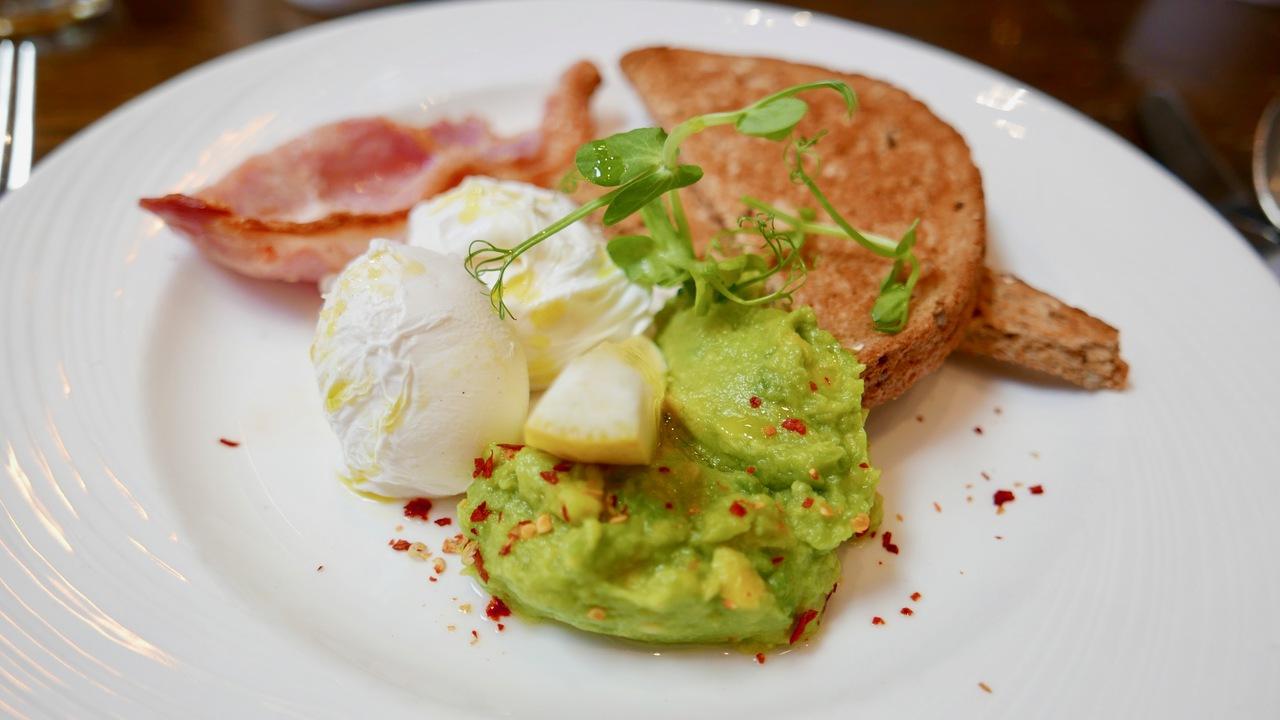 Bristol Harbour Hotel Breakfast