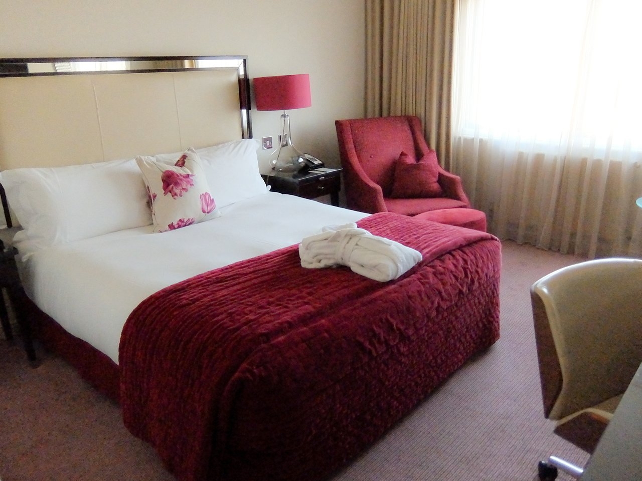 Bristol hotel bedroom
