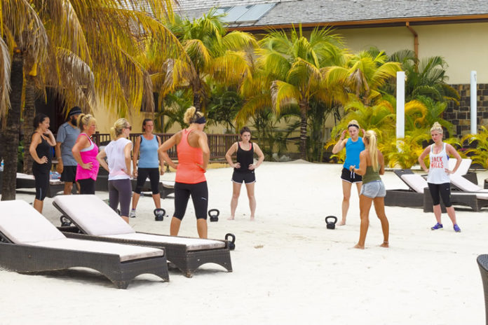 Buccament Bay boot camp