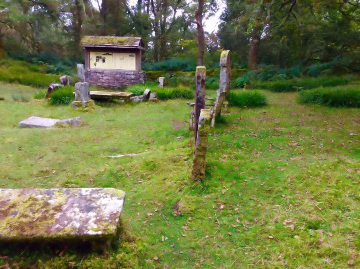 Burial Ground - Inchailloch