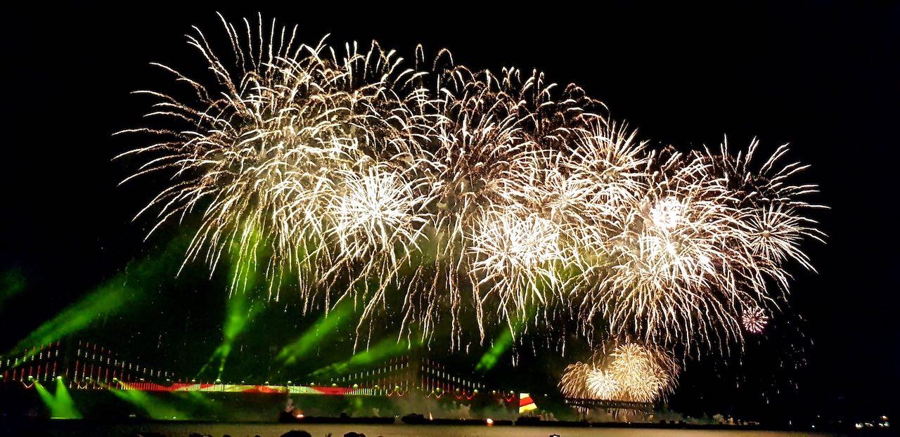 Busan Fireworks Festival 4