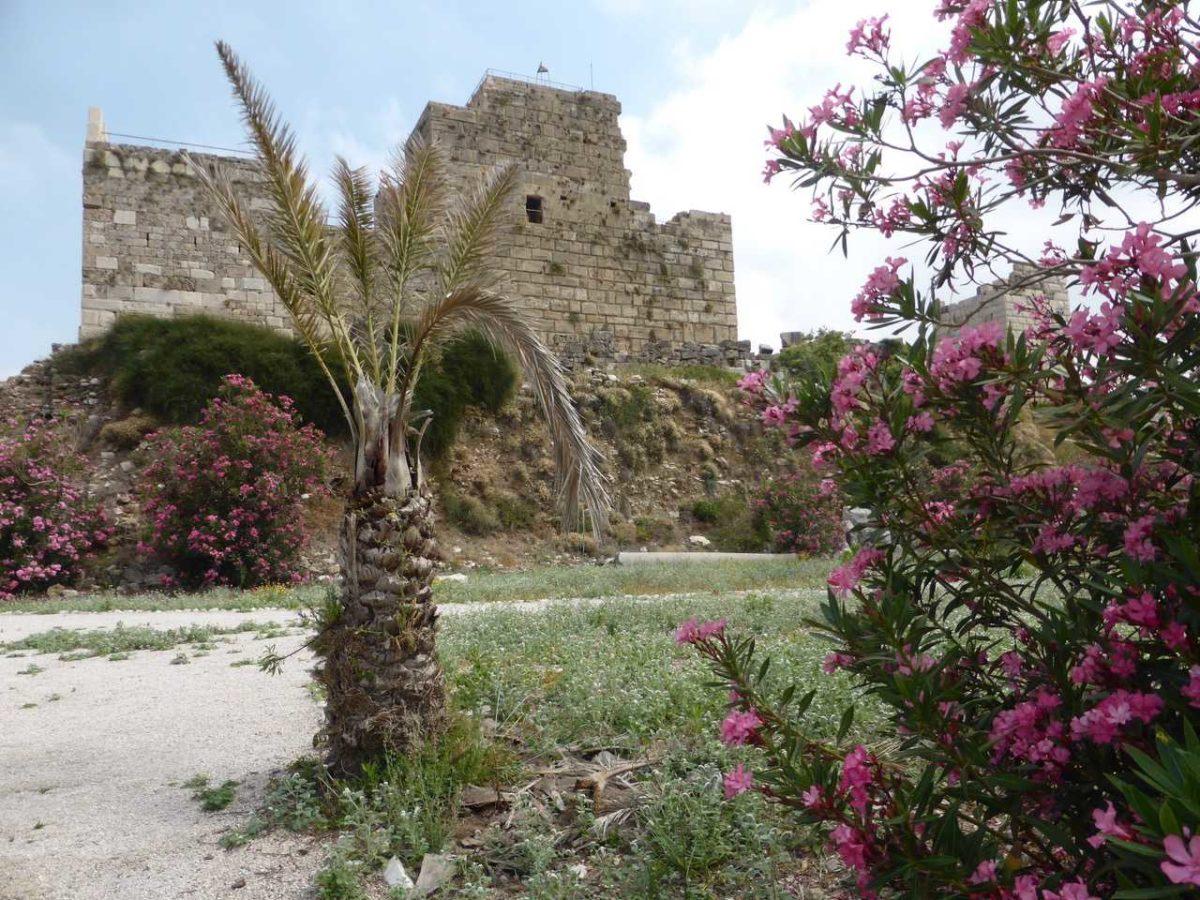 Byblos - Crusader Castle, Beirut