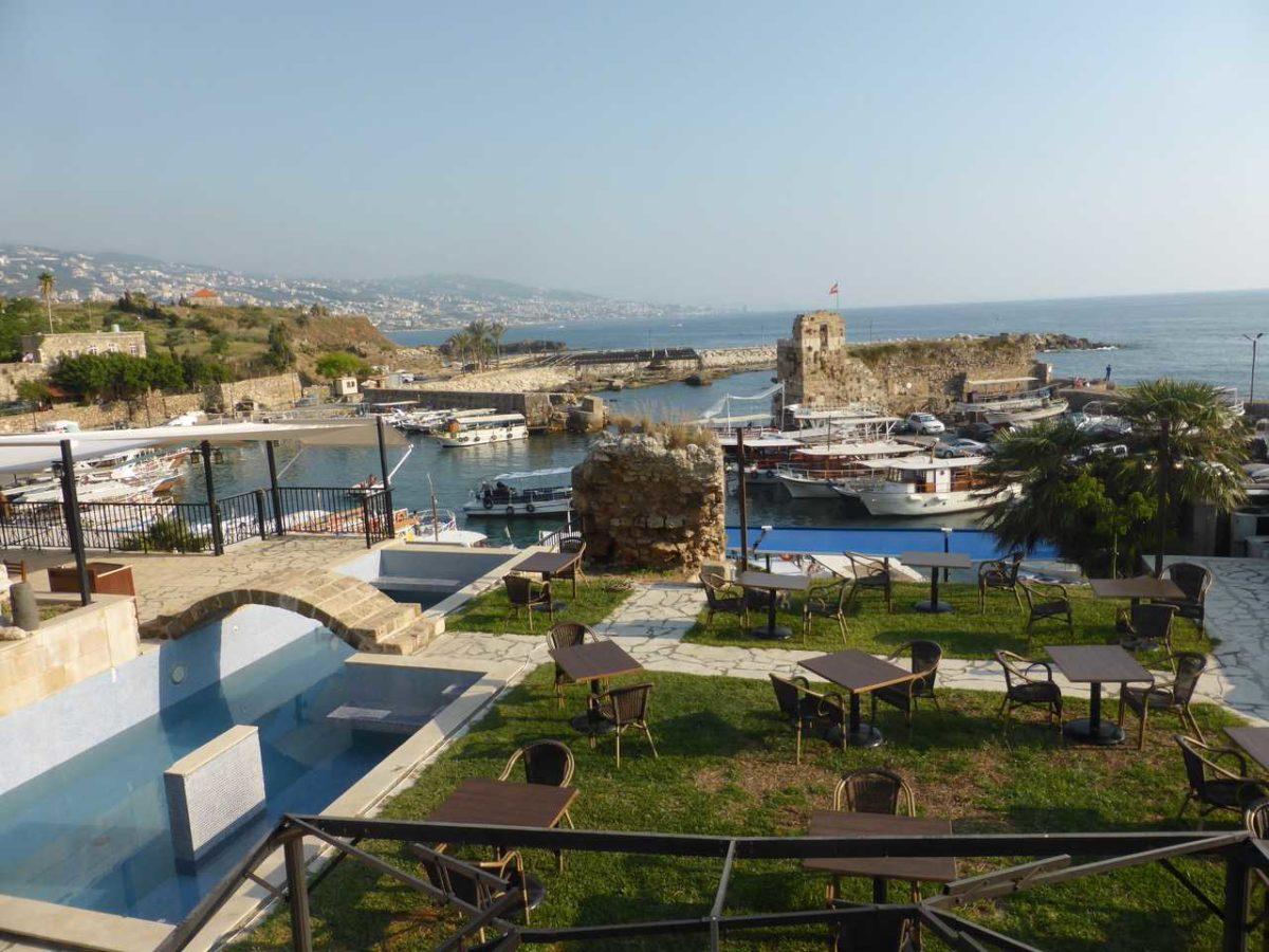 Byblos Port, Beirut