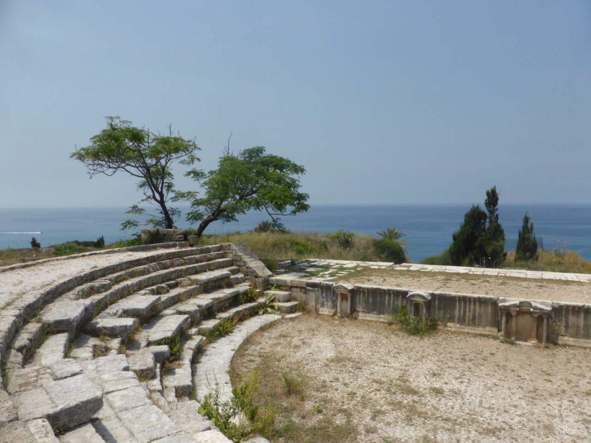 Byblos, Roman Theatre, Beirut