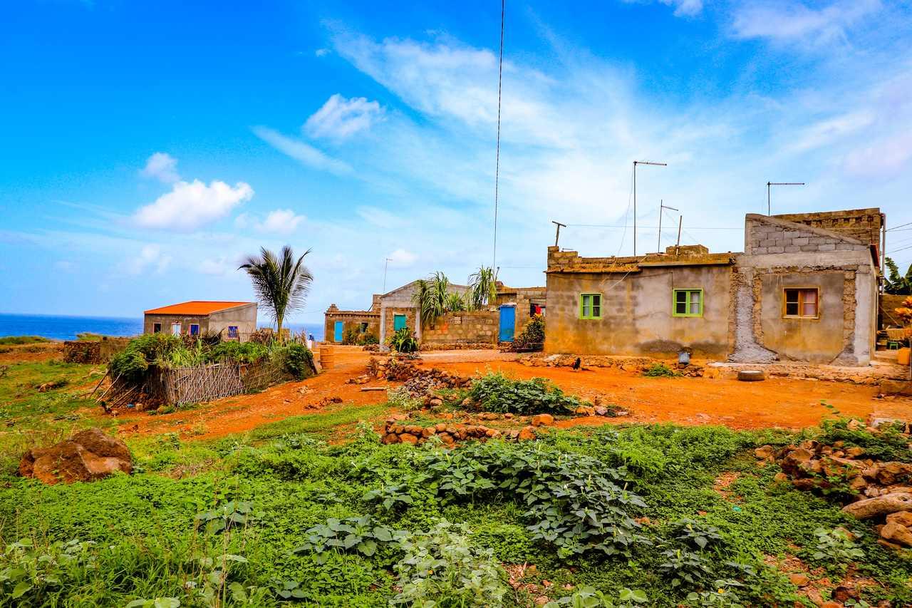 CApe Verde village