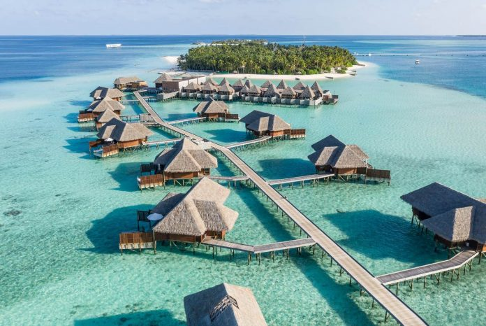 CONRAD MALDIVES l_The Spa Retreat