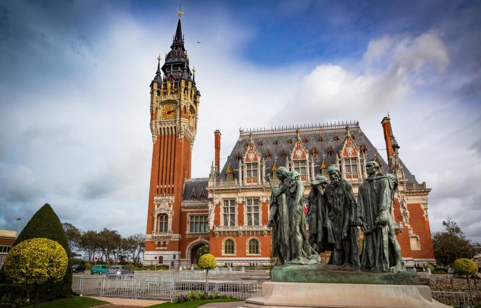 Take A Ferry From Dover To Calais And Visit These Five Pretty French