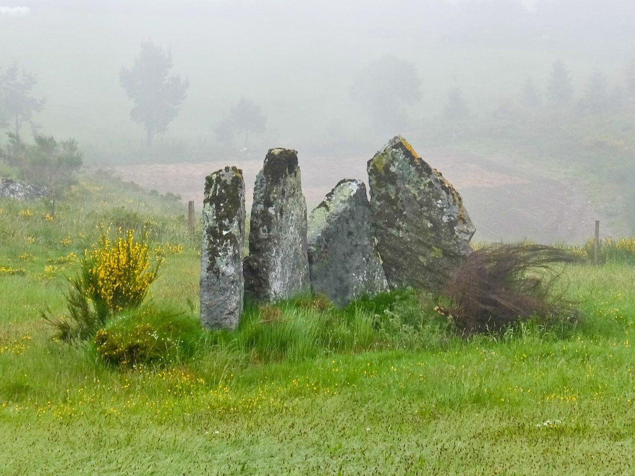Camino Primitivo - Dolmen