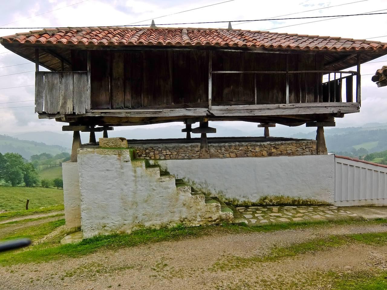 Camino Primitivo - Horreo