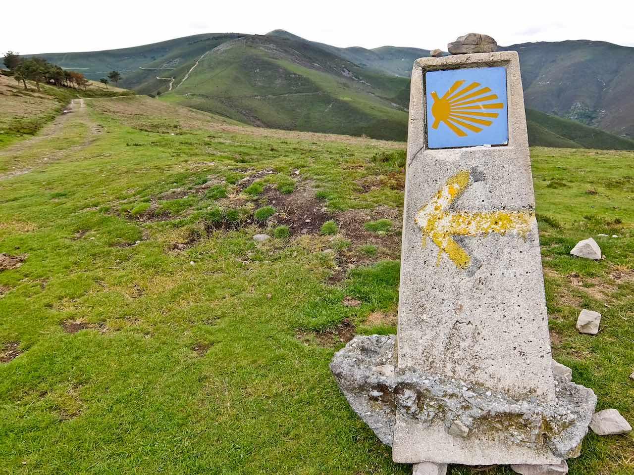 Camino Primitivo - Hospitales Route