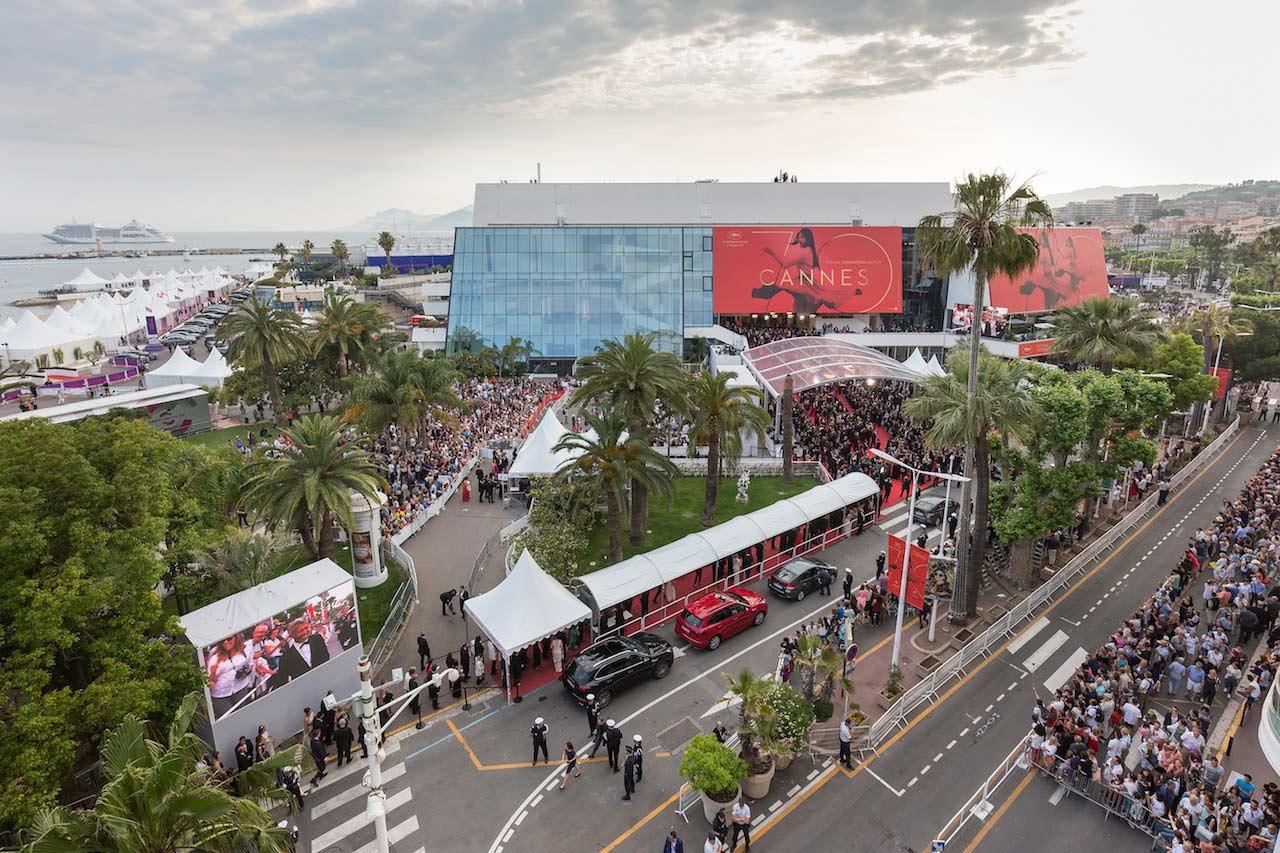 Cannes Film Festival - Festival Palace