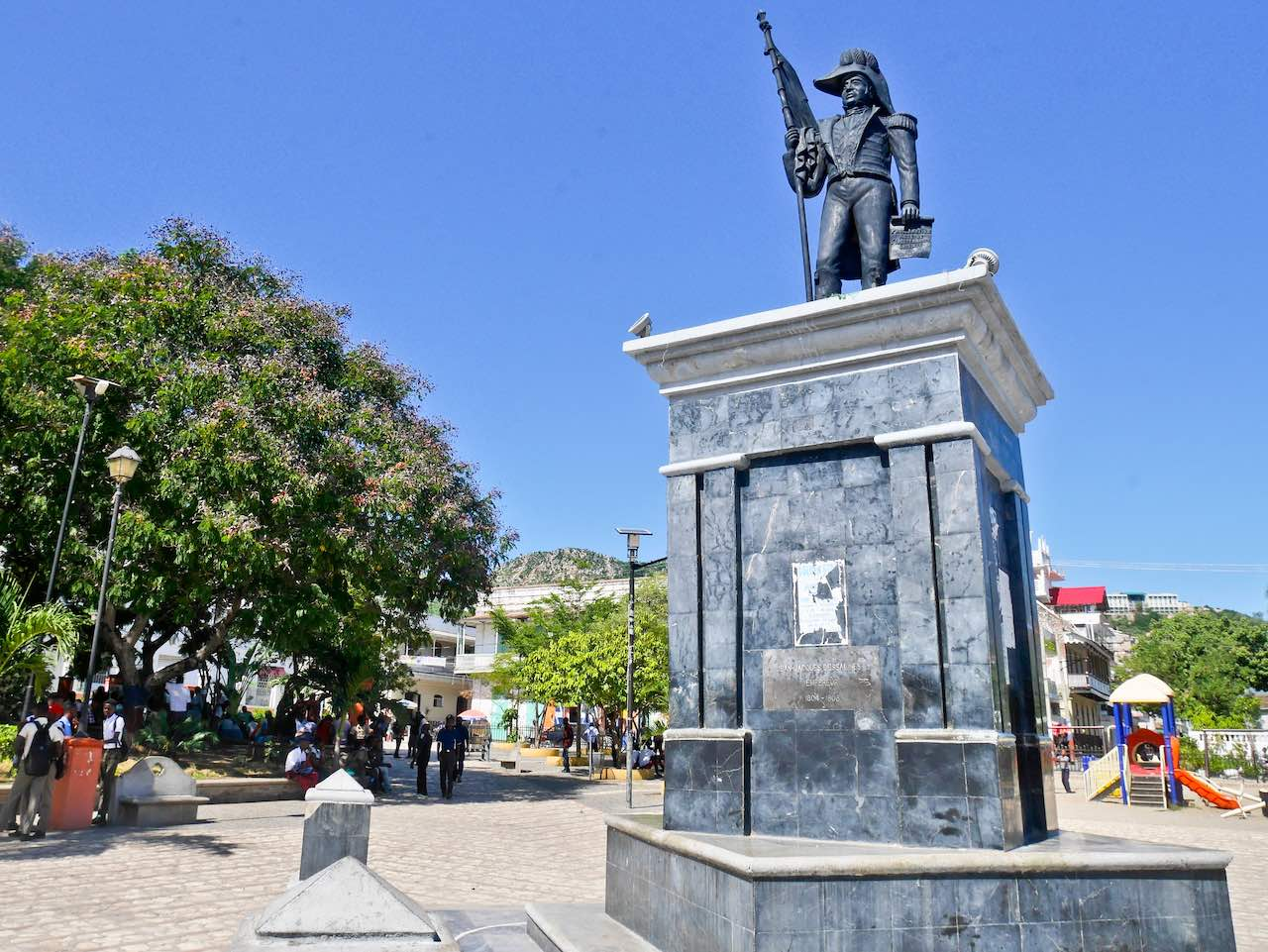 Cap Haitien Square