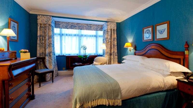 Capital Hotel, London: Classic Double Room