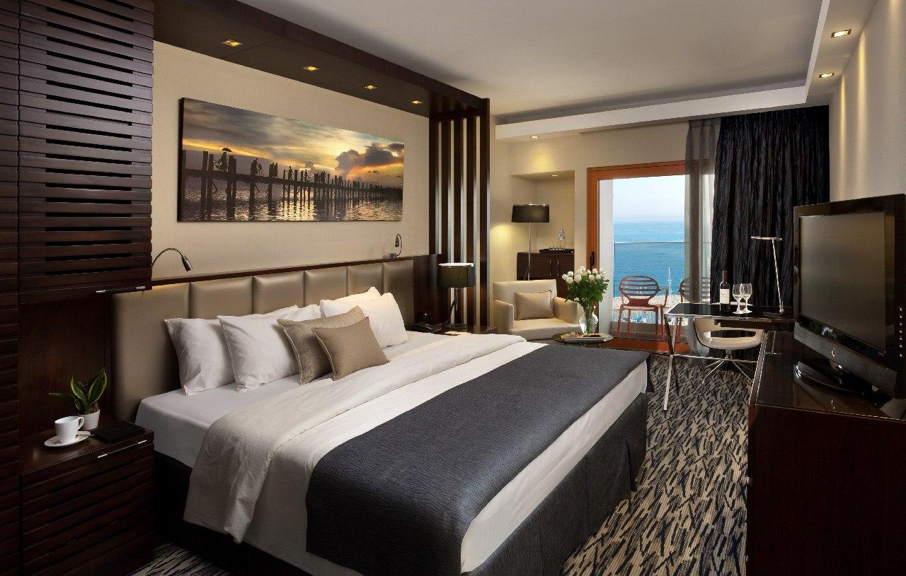 Carlton executive room with balcony sea view