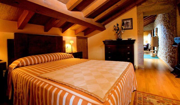 Casa Grand double bedroom
