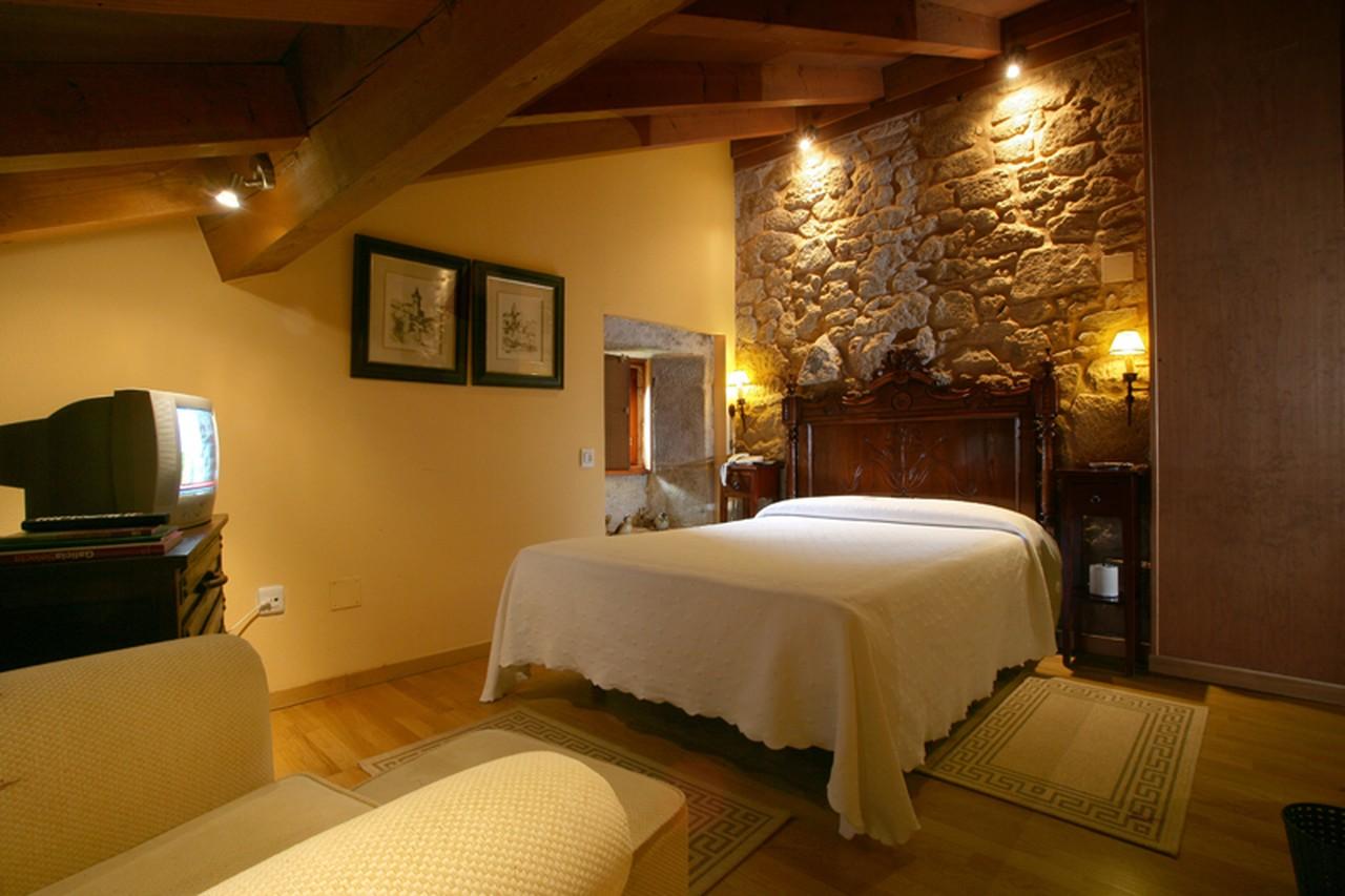 Casa Grande do Bachao bedroom