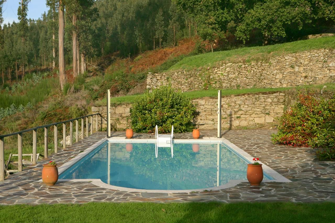 Casa Grande do Bachao swimming pool