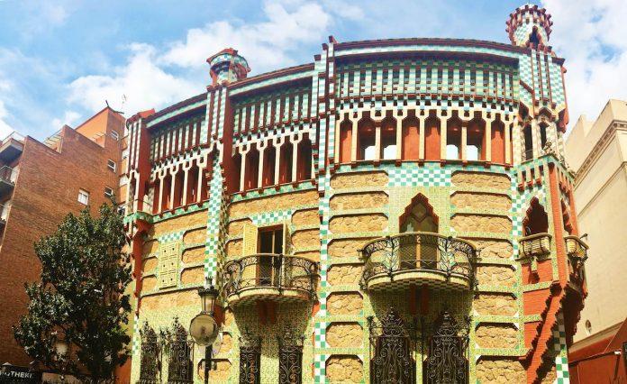 Casa Vincens, Barcelona
