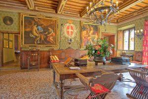 Castello Leopoldo interior