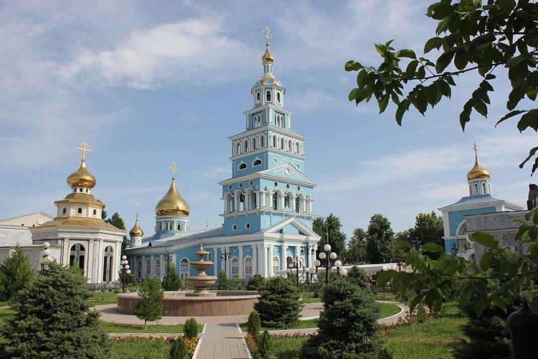 Cathedral of the Assumption of the Virgin, Tashkent, Uzbekistan