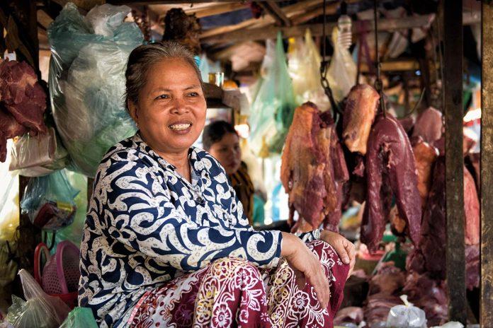 Phsar Deum Kor Market, Phnom Penh