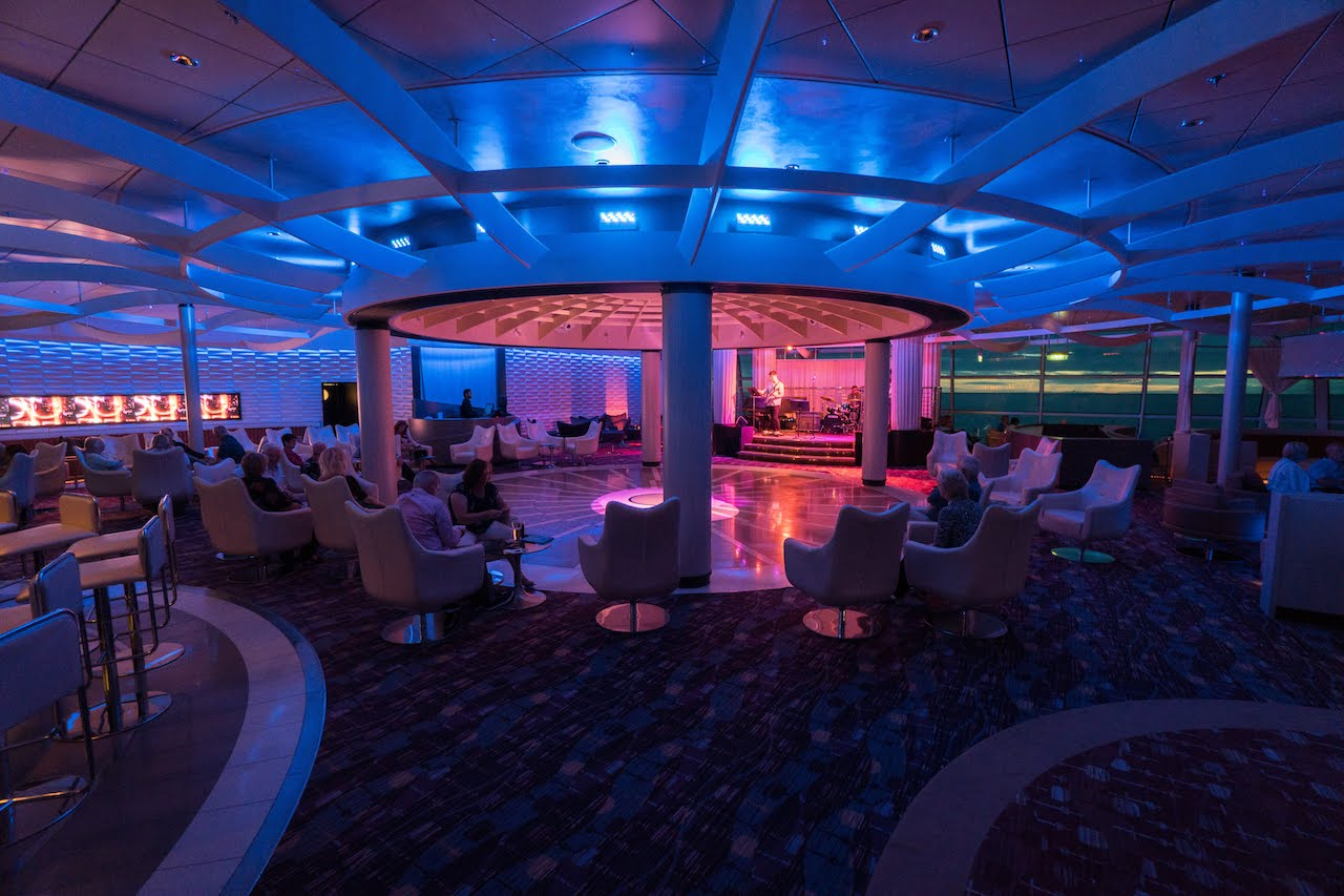 Celebrity Silhouette - bar