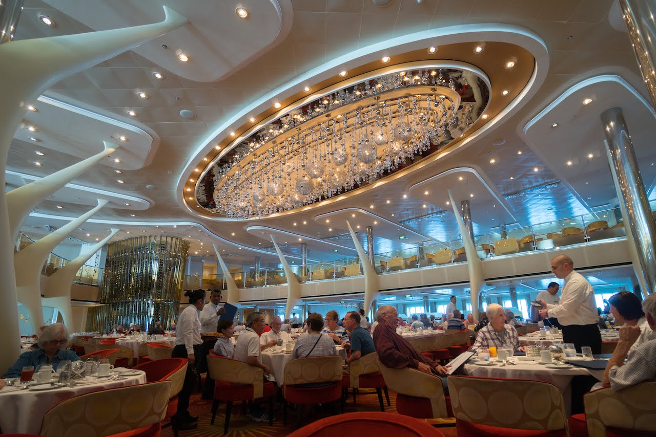Cruise Review On Board The Celebrity Silhouette