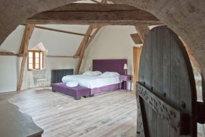 Château Martinus bedroom