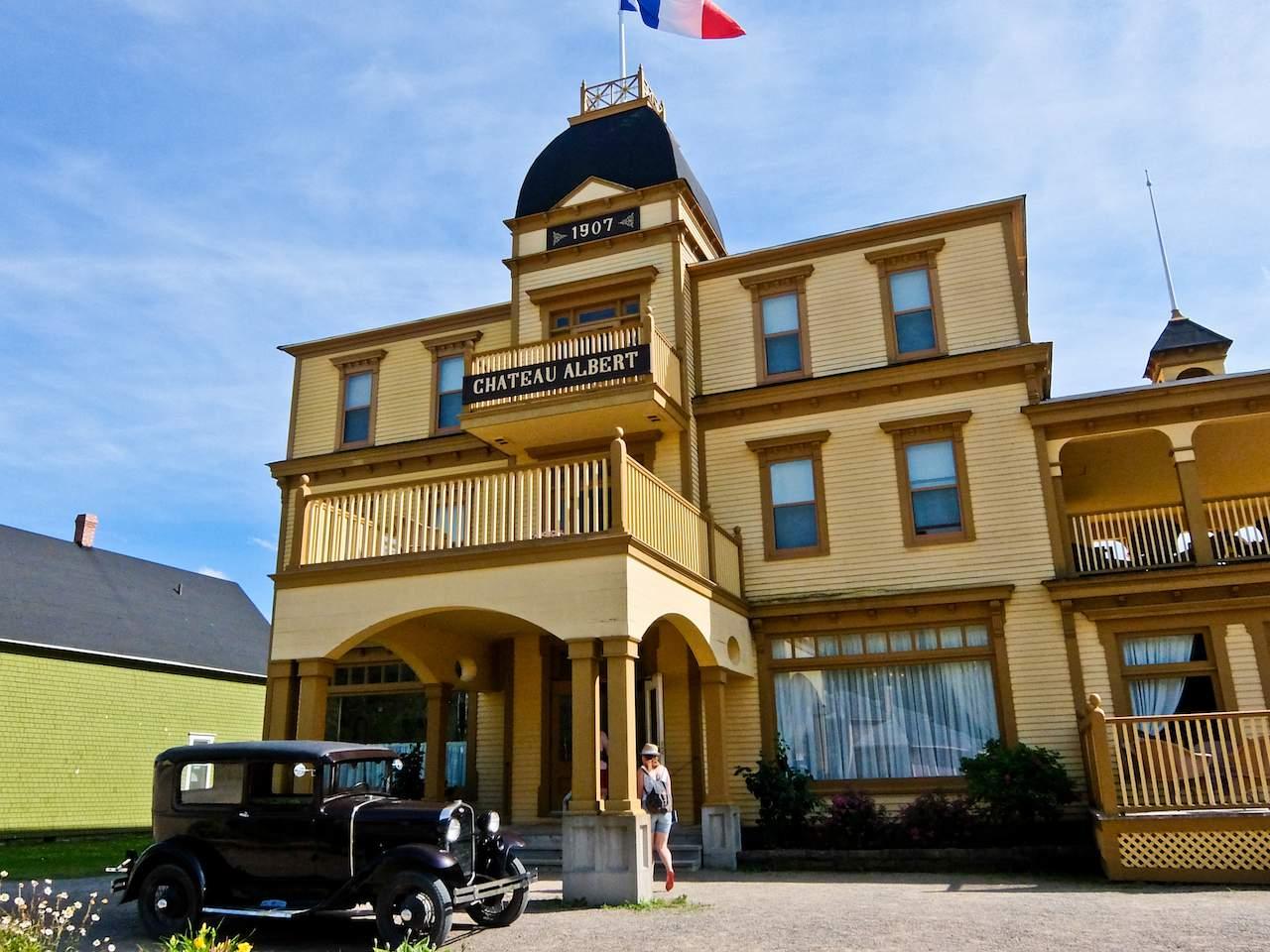 Hotel Chateau Albert