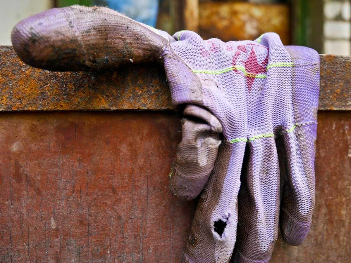 Chernobyl Glove