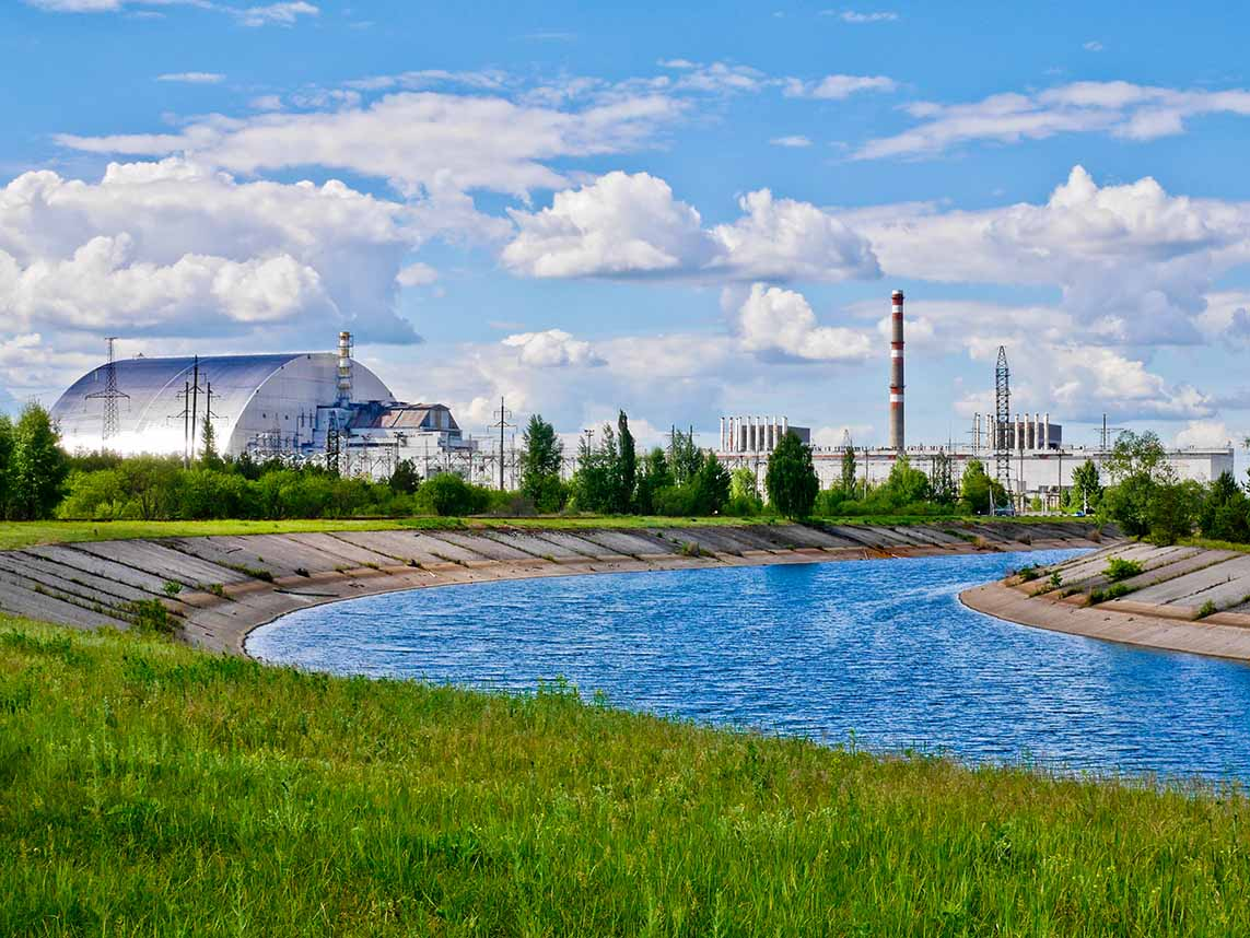 Chernobyl Reactors