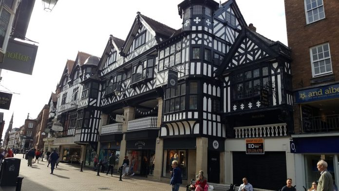 Chester Town Centre