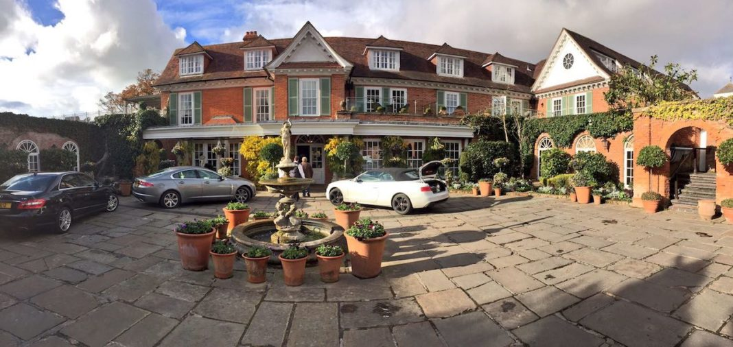 Hotel Review: Chewton Glen Hotel and Spa, Hampshire, England