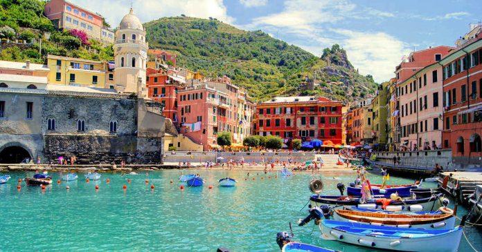 Cinque Terre, Italy, One Day Private Shore Excursion