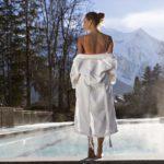 ClubMed Chamonix - heated pool