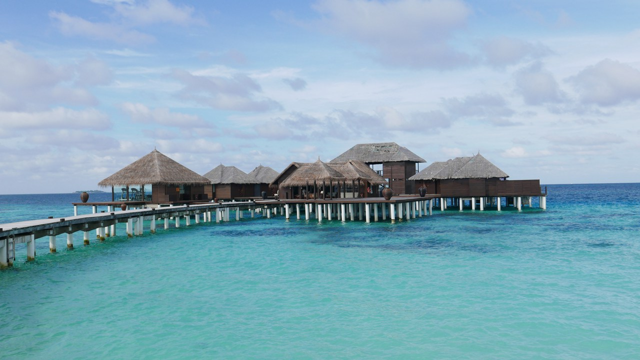 Coco Bodu Hithi Spa and Gym