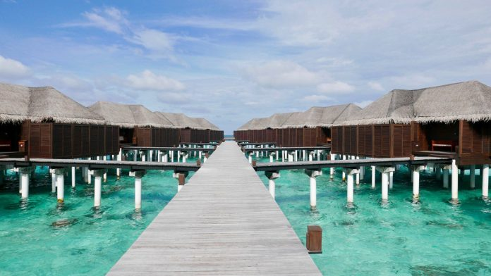 Coco Bodu Hithi water villas