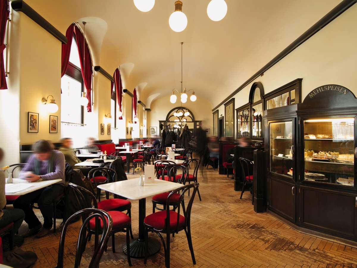 Coffeehouse: Café Griensteidl