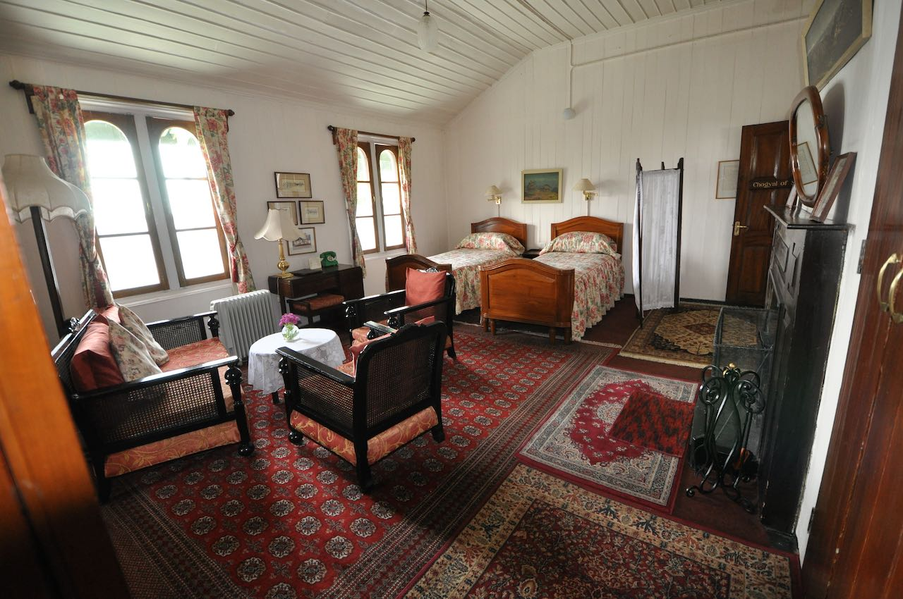 Colonial Suite - The Chogyal of Sikkim