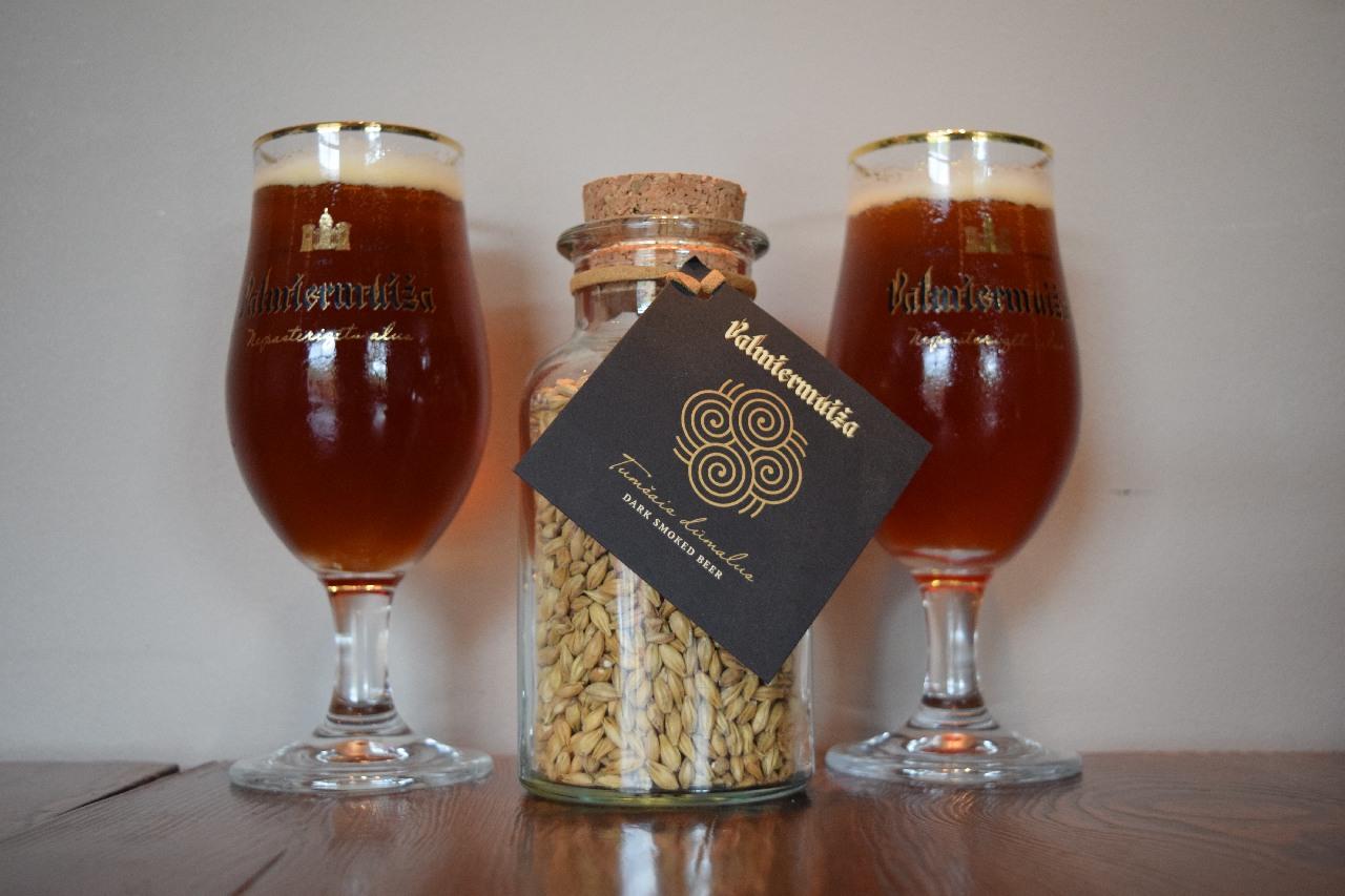 Craft beers at Valmiermuiža's Embass