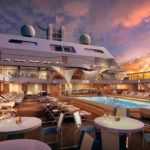 Seabourn: Seabourn Encore pool deck