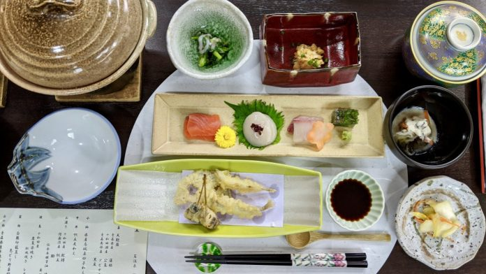 Cuisine in northern Japan