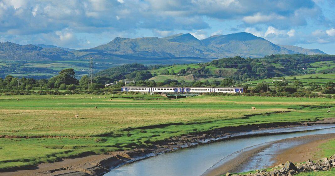 Cumbrian Coast (c) Community Rail Cumbria